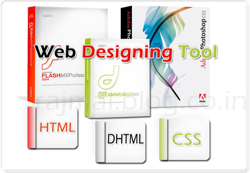 20 Important Web Design Tools My Blog